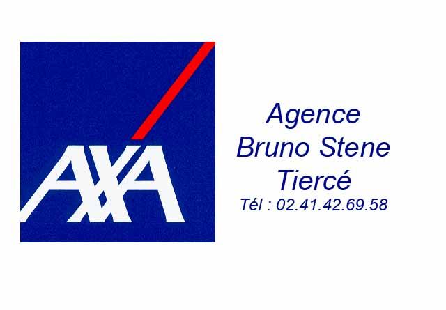 Axa : Agence Bruno Stene Tiercé